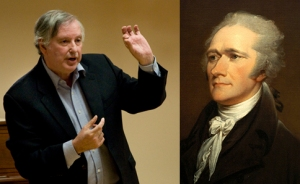 "Nolan Asch discusses Alexander Hamilton, ""the most underrated Founding Father"""